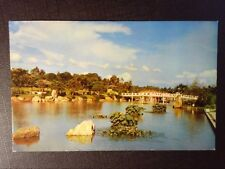 Cpsm Singapore 1974 Seiwaen Garden