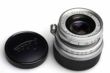Leica Leitz Elmar 50mm F2.8 Chrome f. Leica M