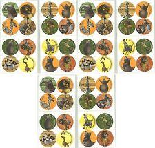 Madagascar Mini 48 Stickers! Lion Giraffe Zebra