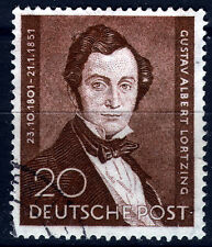 Berlin 74, O, 100. Todestag Albert Lortzing