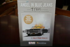 Train Angel In Blue Jeans Piano/Vocal/Guitar
