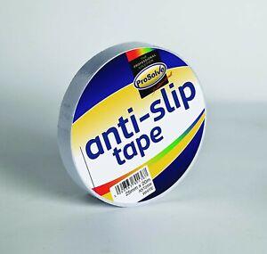 Prosolve AST25W Anti-slip Self Adhesive Safety Grip Tape 25 mm, White