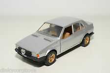 POLISTIL ALFA ROMEO GIULIETTA 1.6 METALLIC GREY EXCELLENT CONDITION REPAINT