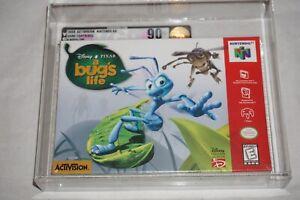 A Bug's Life (Nintendo 64 n64) NEW Factory Sealed VGA 90+