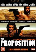 The Proposition (2 DVD Special Edition / Guy Pearce / John Hillcoat 2005)