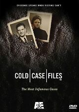 Cold Case Files - The Most Infamous Cases (DVD, 2005)