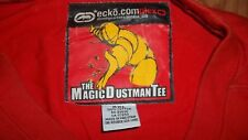 UNCOMMON Marc ECKO MagicDUSTman Longsleeve T-Shirt 2XL XXL mens ecko unlimited