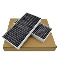 Fiber Cabin Air Filter for 2007-2011 Dodge Nitro 2008-2012 Jeep Liberty