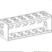 Orbit MB-5 5 Gang Masonry Box 3.5 Inch Deep