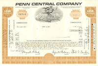 Dad & Co. stock certificate > unique Father's Day gift