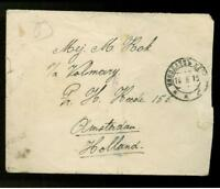 1915 Russia Censored Cover to Holland