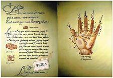 PUBLICITE   1997    TRECA  MATELAS ( 2 pages)