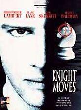 Knight Moves: Christopher Lambert, Tom Skerritt, Diane Lane. (DVD) NEW!