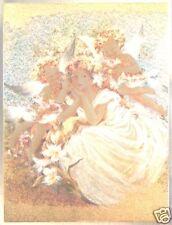 """Dufex Foil Picture Print - Divinity Fair - size 4 3/8 x 5 3/4"""" - 3 Pack"""