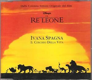 """IVANA SPAGNA - RARO CDs """"IL CERCHIO DELLA VITA"""""""