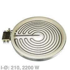 Heizkörper Hilight Cerankochfeld BSH 00674278 674278 EGO 1051113032 1051113038