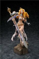 Used Empty Code Of Princess Warrior Princess Solange 1:7 PVC