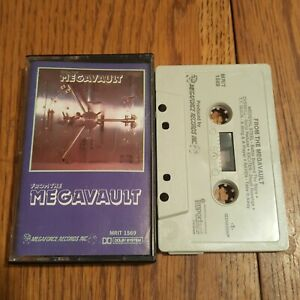 From The Megavault - Metal Compilation Cassette - Anthrax Blue Cheer Overkill