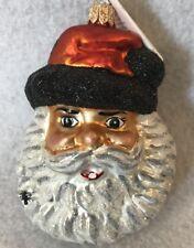 Slavic Treasures Sana Head in Halloween cap Nwt