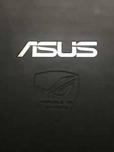 "ASUS ROG  G74SX   17.3""   8GB   500GB  i7-2630QM   Gaming Laptop WIN10 EDUCATION"