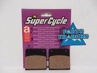 Super Cycle Brake Pads Suzuki Katana GSX1100F 600 750 Cavalcade GV1400 FA146