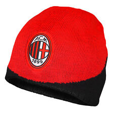 AC Milan Knitted Hat WN Football Soccer Official Merchandise
