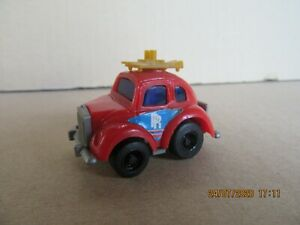 379N Toy Plastic Friction Macao Rolls Royce Shape VW Cox Kafer L 4,8 CM