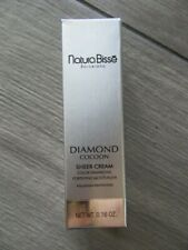 NATURA BISSE DIAMOND COCOON SHEER CREAM, NIB, .16 OZ