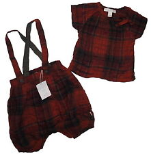 Girls' Clothing (newborn-5t) Nwot Girls 9 Month Lovely Warm Sleepsuit Lovely Luster One-pieces