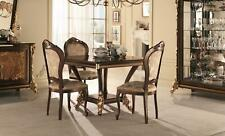 Arredoclassic™ Luxury Classic Dining Room +4 Chairs Chair Set Set Design