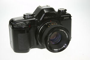 Yashica 108 mit Yashinon  ML 1,7/50 guter Zustand #5128955