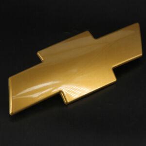 Front Bowtie Grille Emblem Gold GM fits Chevrolet Silverado 1500 2500 3500