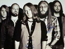 Whiskey Myers Band Signed 8x10 Autographed Photo w COA