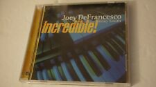 Incredible! by Joey DeFrancesco (CD, Aug-2000, Concord Jazz)