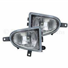 SEAT ALHAMBRA 1996-2000 FRONT FOG LIGHT LAMPS 1 PAIR O/S & N/S