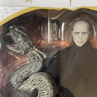 McFarlane Toys Harry Potter Lord Voldemort Snake Wand Cloak Base Action Figure