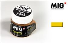 Mig Pigments 20ml  Khaki Russian Faded # 043