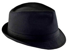 JKO Men's Cotton Fedora 62cm 2xl Black