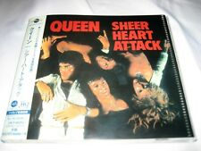 New Queen Cd - Sheer Heat Attack - 1974 third studio album release by Emi in Uk