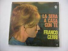 FRANCO CERRI - LA SERA A CASA CON TE - CD SIGILLATO 2014 DIGIPACK