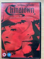 Chinatown DVD 1974 Film Noir Thriller Classic Special Collector's Edition