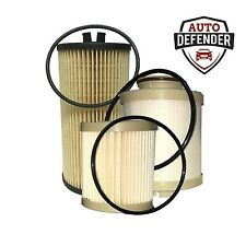 1 Fuel & 1 Oil Filter for 2003-2007 Ford F Series Powerstroke 6.0 Turbo Diesel