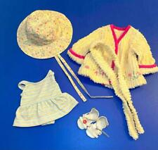 """Tonner Effanbee Pool Party Tagged Outfit for 18"""" Baby Button Nose Doll, Ex"""