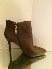"""New! Ivanka Trump """"Mina"""" Suede Ankle Boot Size 9.5M"""