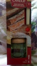 Yankee candle reed diffusers. SPARKLING CINNAMON.