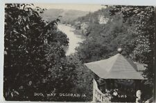 1955 Dug Way Decorah Iowa real photo postcard Rppc