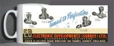 Aeromodeller Vintage Mug ED Diesel Engines