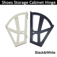 Plastic Hinges for Shoe Storage Cabinet Cupboard Hinges
