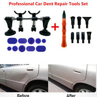Dent Repair Pulling Bridge+Flattening Pen Professional Car Dent Repair Tools Kit