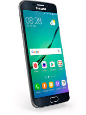 Samsung Galaxy S6 Edge 64GB schwarz SM-G925F Smartphone Touch-Display Android 5